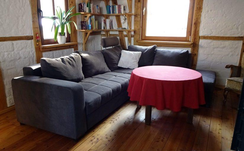 Ferienhaus Sitzecke